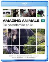 Amazing animals - De berenfamilie & ik (Blu-ray)