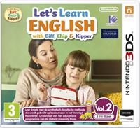 Nintendo Let's Learn English with Biff, Chip & Kipper 2