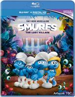 De Smurfen En Het Verloren Dorp Blu-ray