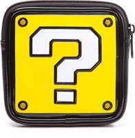 Bioworld Nintendo - Question Mark Shaped Coin Pouch