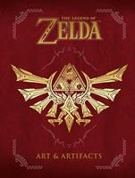 The Legend of Zelda: Art and Artifacts Hardcover Artbook