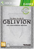 Bethesda The Elder Scrolls 4 Oblivion 5th Anniversary Edition (classics)