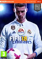 Electronic Arts FIFA 18 (Code in a Box)