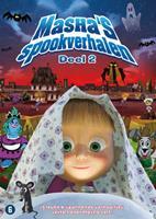 Masha's spookverhalen 2 (DVD)