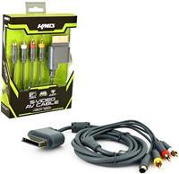 KMD Xbox 360 S-Video AV Cable ()