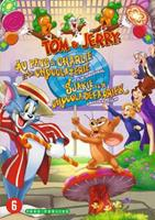 Tom & Jerry - Sjakie en de chocoladefabriek (DVD)