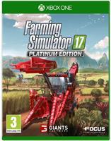 Focus Multimedia Farming Simulator 17 Platinum Edition