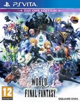 Square Enix World of Final Fantasy Day One Edition
