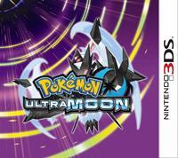 Nintendo Pokemon Ultra Moon
