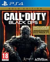 Activision Call of Duty Black Ops 3 Gold Edition