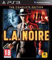Rockstar L.A. Noire Complete Edition