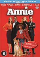 Annie + soundtrack (DVD)