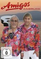 Die Amigos - ZAUBERLAND DVD + Video Album