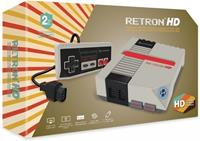 HyperKin Retron 1 HD NES Gaming Console (Grey)