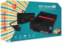 HyperKin Retron 1 HD NES Gaming Console (Black)