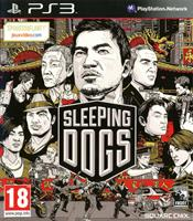 Square Enix Sleeping Dogs
