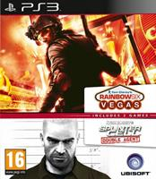 Ubisoft Splinter Cell Double Agent + Rainbow Six Vegas