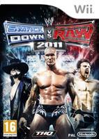 THQ WWE SmackDown vs Raw 2011