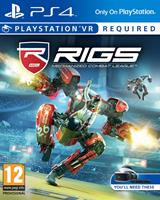Sony Interactive Entertainment RIGS: Mechanized Combat League (PSVR Required)