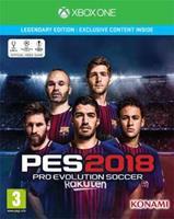 Pro Evolution Soccer 2018 (Legendary Edition) Xbox One