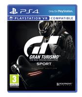 Sony Interactive Entertainment Gran Turismo Sport