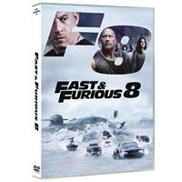 Universal Fast & Furious 8 DVD