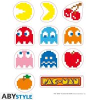 Abystyle Pac-man Mini Stickers