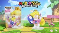 Ubisoft Mario + Rabbids Kingdom Battle - Peach 3 inch figure