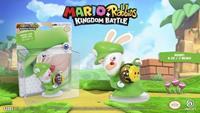 Ubisoft Mario + Rabbids Kingdom Battle - Luigi 3 inch figure