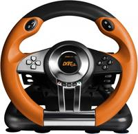 Speedlink Drift O.Z. Racing Wheel (Zwart / Oranje)