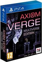 Badland Indie Axiom Verge: Multiverse Edition