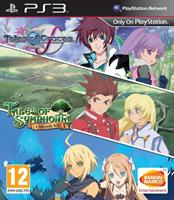 Namco Bandai Tales of Symphonia Chronicles + Tales of Graces F