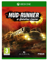 Focus Multimedia Spintires: MudRunner