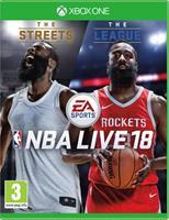 Electronic Arts NBA Live 18