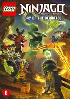 Lego Ninjago Masters Of Spinjitzu - Day Of The Departed
