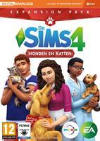 Electronic Arts De Sims 4: Honden en Katten (Add-On) (Code in a Box)