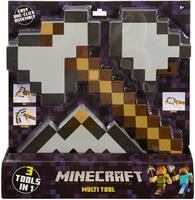Mattel Minecraft Multi Tool Pack