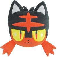 San-ei Co Pokemon Pluche Pillow - Litten