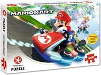 Super Mario Puzzle - Mario Kart 8 (1000 pieces)