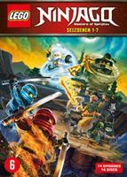 Lego ninjago masters of spinjitzu - Seizoen 1-7 (DVD)