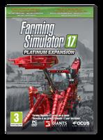 Focus Multimedia Farming Simulator 17 (Platinum Expansion Pack)