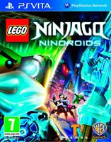 Warner Bros LEGO Ninjago Nindroids