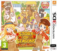 Marvelous Story of Seasons: Trio of Towns