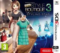 Nintendo New Style Boutique 3: Styling Star