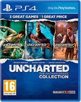 Sony Interactive Entertainment Uncharted the Nathan Drake Collection