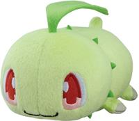 Banpresto Pokemon Pluche - Chikorita Laying
