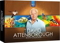 David Attenborough collection (20 DVD) (DVD)