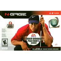 Tiger Woods PGA Tour 2004 (N-Gage)