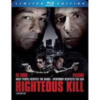 Righteous Kill (steelbook)