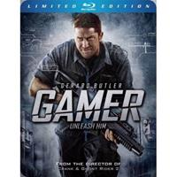 Lions Gate Home Entertainment Gamer (steelbook)